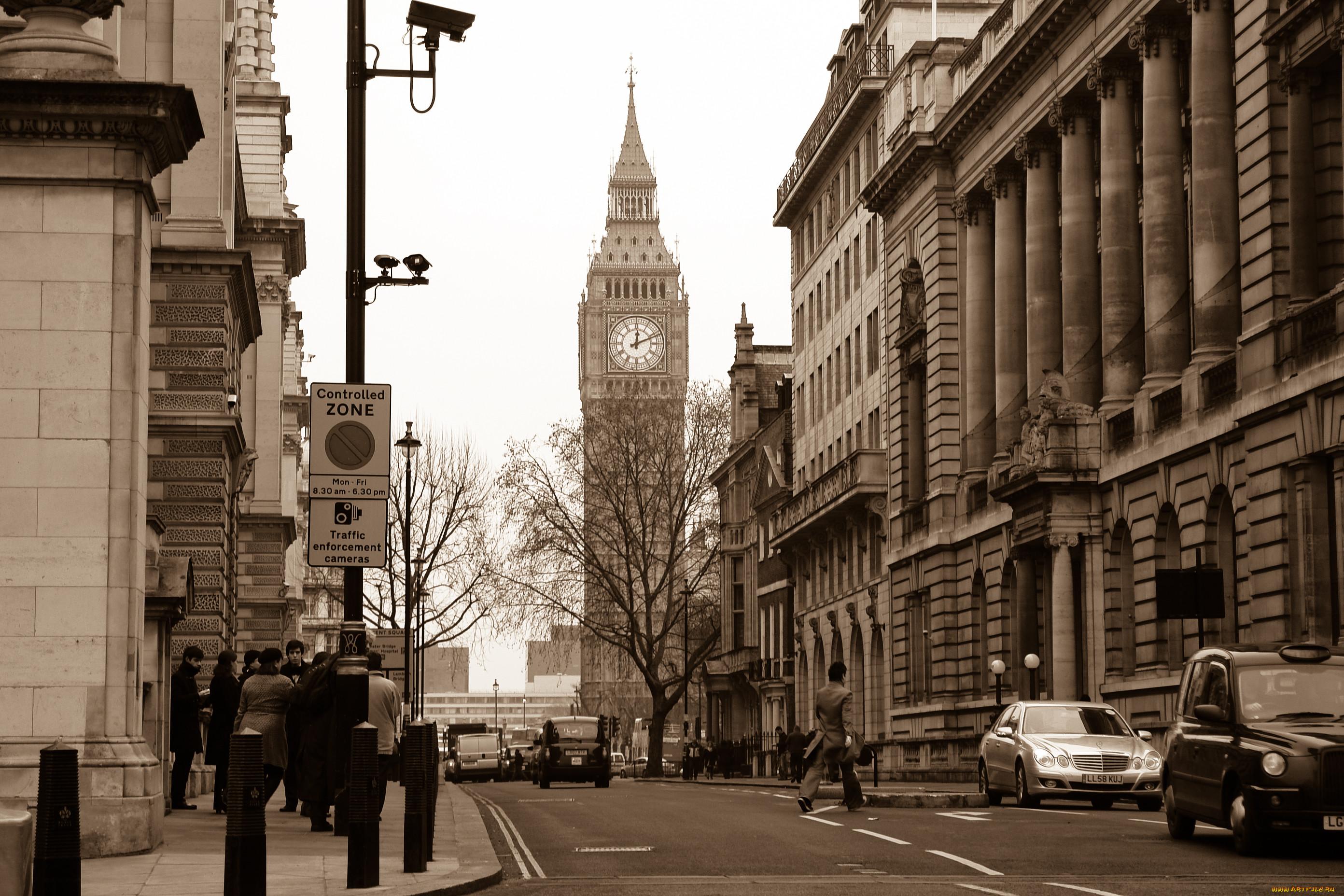 Лондон обои на рабочий стол широкоформатные 3